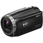Sony HDR-CX675 HD Handycam Camcorder