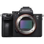 Sony Alpha a7 III Mirrorless Digital Camera