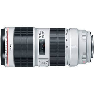 Canon EF 70-200mm f/2.8L IS III * New *