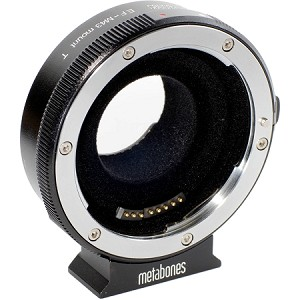 Metabones Canon EF Lens to Sony E Mount T  (Mark IV)