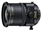 Nikon PC-E 24mm f/3.5D ED Manual (tilt shift)