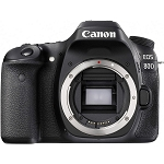 Canon 80D (Body Only)