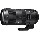Sigma 70-200mm f/2.8 DG OS HSM Sports Lens ( Nikon )