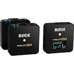 Rode Wireless GO II 2-Person Compact Mic System (2.4 GHz)