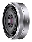 Sony E 16mm f/2.8 (E Mount)