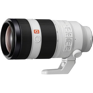 Sony FE 100-400mm f/4.5-5.6 GM OSS (FE mount)
