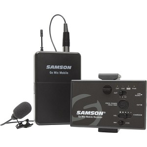 Samson Go Mic Mobile Wireless System