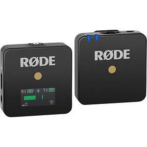 Rode Wireless GO Compact Mic System (2.4 GHz)
