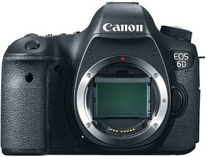 Canon 6D  (Body Only)