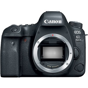 Canon 6D Mark II (Body Only)