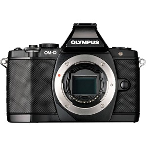 Olympus OM-D E-M10 Mirrorless Micro Four Thirds Camera